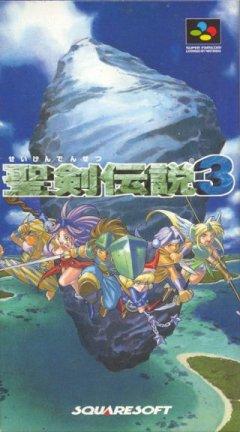 Seiken Densetsu 3 (JAP)