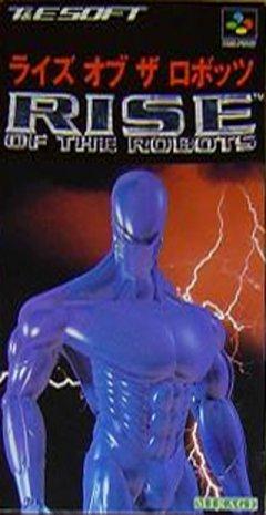 Rise Of The Robots (JAP)