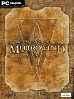 Elder Scrolls III, The: Morrowind (EU)