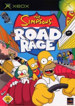 Simpsons, The: Road Rage (EU)