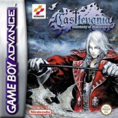 Castlevania: Harmony Of Dissonance (EU)