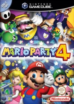 Mario Party 4 (EU)