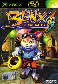 Blinx: The Time Sweeper (EU)