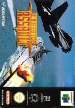 Aero Fighters Assault (EU)