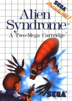 Alien Syndrome (EU)