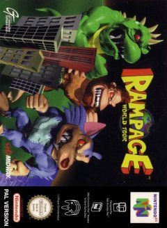 Rampage World Tour (EU)