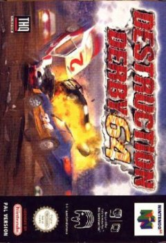 Destruction Derby 64 (EU)