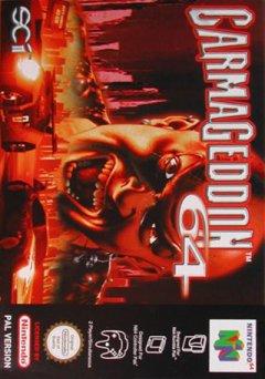 Carmageddon 64 (EU)