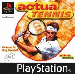 Actua Tennis (EU)