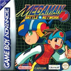 Mega Man Battle Network (EU)