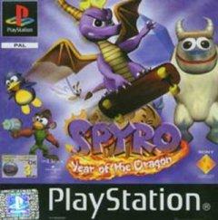 Spyro: Year Of The Dragon (EU)