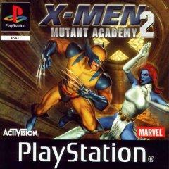 X-Men: Mutant Academy 2 (EU)