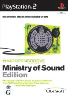 Moderngroove: Ministry Of Sound Edition (EU)