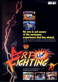 Art Of Fighting (US)