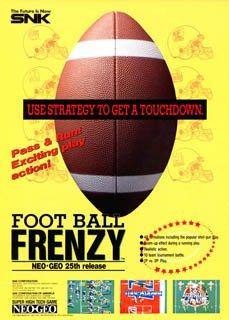 Football Frenzy (1992)
