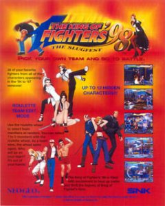 King Of Fighters '98, The (US)