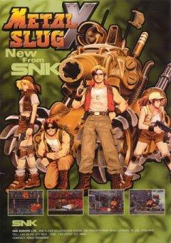 Metal Slug X (US)