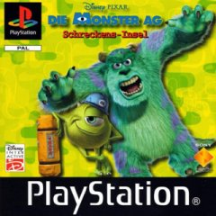 Monsters Inc.: Scare Island (EU)
