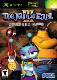 ToeJam & Earl III: Mission To Earth (US)