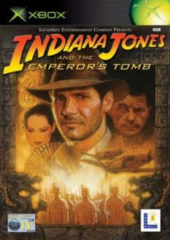 Indiana Jones And The Emperor's Tomb (EU)