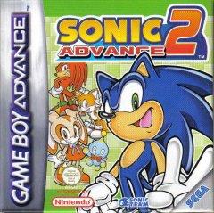 Sonic Advance 2 (EU)