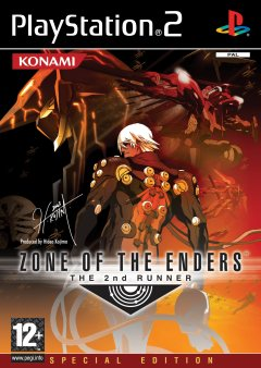 Zone Of The Enders: The 2nd Runner (EU)