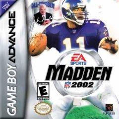 Madden NFL 2002 (US)