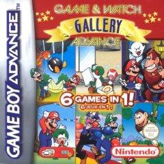 Game & Watch Gallery Advance (EU)
