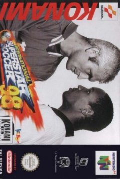 International Superstar Soccer '98 (EU)