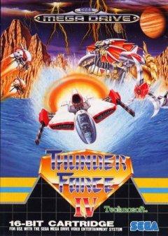 Thunder Force IV (EU)