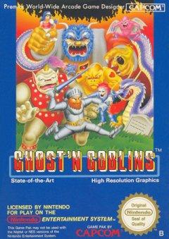Ghosts 'N Goblins (EU)