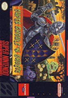 Super Ghouls 'N Ghosts (US)