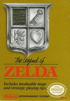 Legend Of Zelda, The (US)