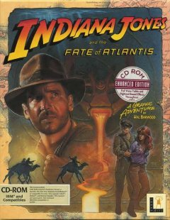 Indiana Jones And The Fate Of Atlantis: The Adventure Game (US)