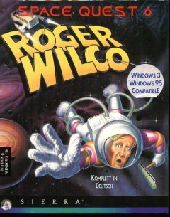 Space Quest VI: Roger Wilco In The Spinal Frontier
