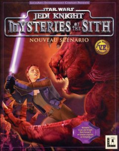 Star Wars: Jedi Knight: Mysteries Of The Sith (EU)