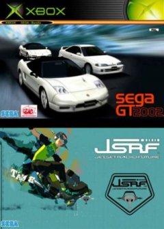Sega GT 2002 / Jet Set Radio Future (EU)