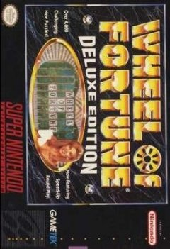 Wheel Of Fortune: Deluxe Edition (US)