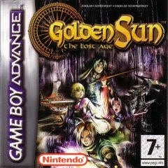 Golden Sun: The Lost Age (EU)