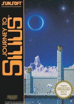 Journey To Silius (EU)