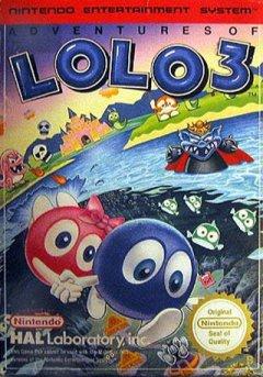 Adventures Of Lolo 3 (EU)
