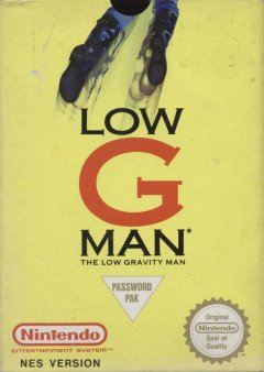 Low G-Man (EU)