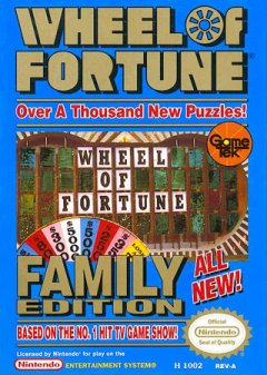 Wheel Of Fortune: Family Edition (US)