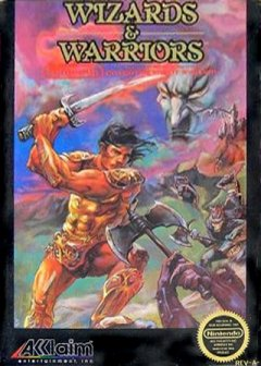 Wizards & Warriors (US)