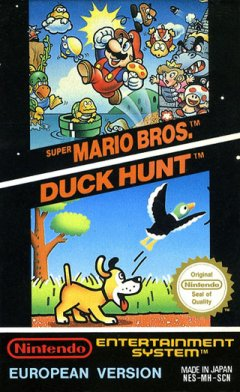 Super Mario Bros. / Duck Hunt (EU)