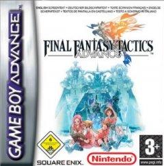 Final Fantasy Tactics Advance (EU)
