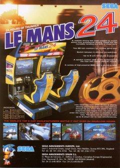 Le Mans 24 (EU)