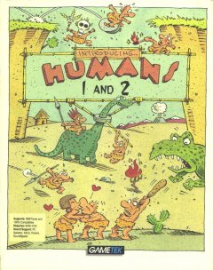 Humans 1 And 2, The (EU)