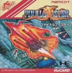 Final Blaster (JAP)