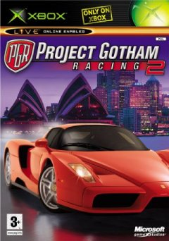 Project Gotham Racing 2 (EU)